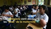 Colombie : un bébé robot pour endiguer le phénomène des grossesses adolescentes