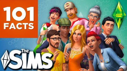 101 Facts About The Sims