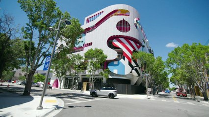 ICA Museum Garage  | A Refined Point of View: Miami