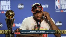 The Jim Rome Show: Kawhi Leonard is seriously considering staying in Toronto