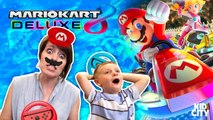 Mario Kart 8 Deluxe Challenge for NINTENDO SWITCH- Games - Family Fun-