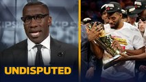 Shannon Sharpe: The trust built between Raptors - Kawhi can convince him to stay - NBA - UNDISPUTED