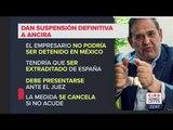 Alonso Ancira no podrá ser detenido en México | Noticias con Ciro Gómez Leyva