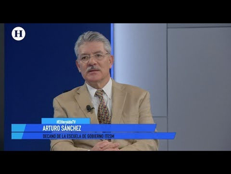 La reforma electoral se tiene que negociar si se quiere sacar bien: Arturo Sánchez