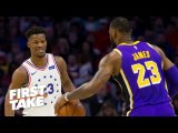 Jimmy Butler is a perfect fit with LeBron, Anthony Davis on the Lakers – Max Kellerman - First Take