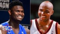 Zion is like Charles Barkley based on explosiveness, skills and size - Seth Greenberg - SportsCenter