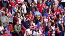 The US women's team moves on to the World Cup semifinal. Here's why American women are so good at soccer.