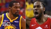 Kevin Durant, Kawhi Leonard should stay put during free agency - Seth Greenberg - SportsCenter