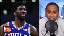 If Joel Embiid elevates his focus, the 76ers will beat the Raptors - Stephen A. Smith Show