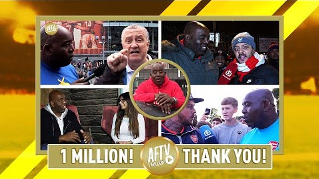 1 MILLION! - The Best Of AFTV Compilation