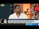 Jalen Rose on Kevin Durant, Kawhi Leonard, Kyrie Irving - NBA free agency begins Sunday, 6 ET