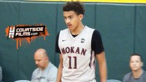 Trae Young New Mixtape- 2017 PG With Steph Curry DNA