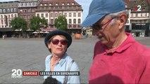 Strasbourg : des différences de chaleur liées à l'urbanisme