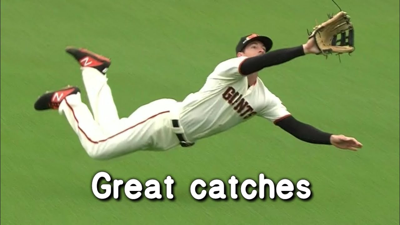 MLB – Best Catches of June 2019