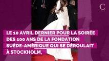 PHOTOS. Quand la princesse Sofia de Suède recycle une robe de...