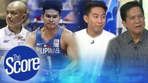 Coach Yeng Plans to put Kiefer Ravena in Gilas | The Score