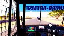 FIA EUROPEAN TRUCK RACING CHAMPIONSHIP Démo de Gameplay