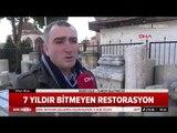Bursa Iznik Müzesinde 7 Yıldır Bitmeyen Restorasyon