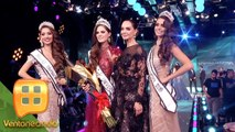 ¡Así se vivió la gran final de Mexicana Universal en donde Sofía Aragón de Jalisco fue la ganadora!