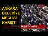 Ankara Belediye Meclisi Karışınca Mansur Yavaş Ara Verdi