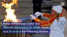 2026 Winter Olympics to Be Held in Italy