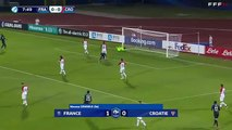 France-Croatie Espoirs (1-0), résumé et réactions I FFF 2019