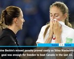 FOOTBALL: FIFA Women's World Cup: Fast Match Report - Sweden 1-0 Canada