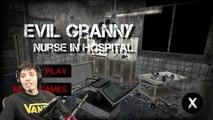 GRANNY HORROR GAME! Granny Horror Game - Evil Granny Nurse In HospitalEp.1