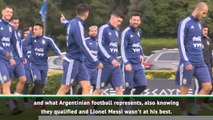 Argentina will be a force if Messi's at his best - Zamorano