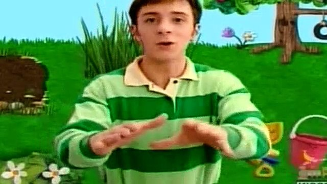 Blues Clues Season 2 Episode 13 - The Lost Episode!