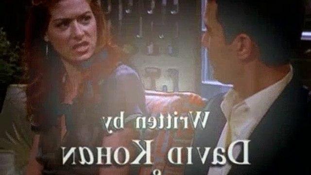 Will & Grace Season 4 Episode 25 - A Buncha White Chicks Sittin' Around Talkin'