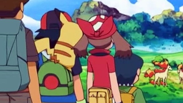 Pokemon Season 9 Episode 16 Odd Pokemon Out