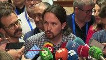 PSOE aumenta la presión y PP, Cs y Podemos le responden