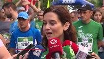 Díaz Ayuso urge a cerrar un pacto para la Comunidad de Madrid
