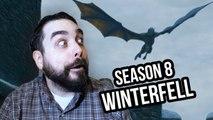 EJ Reviews: Game of Thrones, Season 8, Episode 1, Winterfell