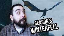 EJ Reviews: Game of Thrones, Season 8, Episode 1, Winterfell
