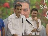 Pedro Sánchez anuncia de forma oficial su candidatura a la Secretaría General del PSOE