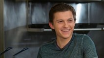 Tom Holland 'Spoils' 'Avengers: Endgame' During 'Spider-Man: Far From Home' Promotion