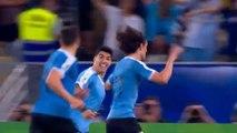 Edinson Cavani Goal | Chile 0 -1 Uruguay | Copa América Brazil 2019
