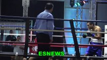 Louie Coria Wins Check Out The KO