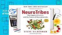 Full E-book  NeuroTribes: The Legacy of Autism and the Future of Neurodiversity Complete