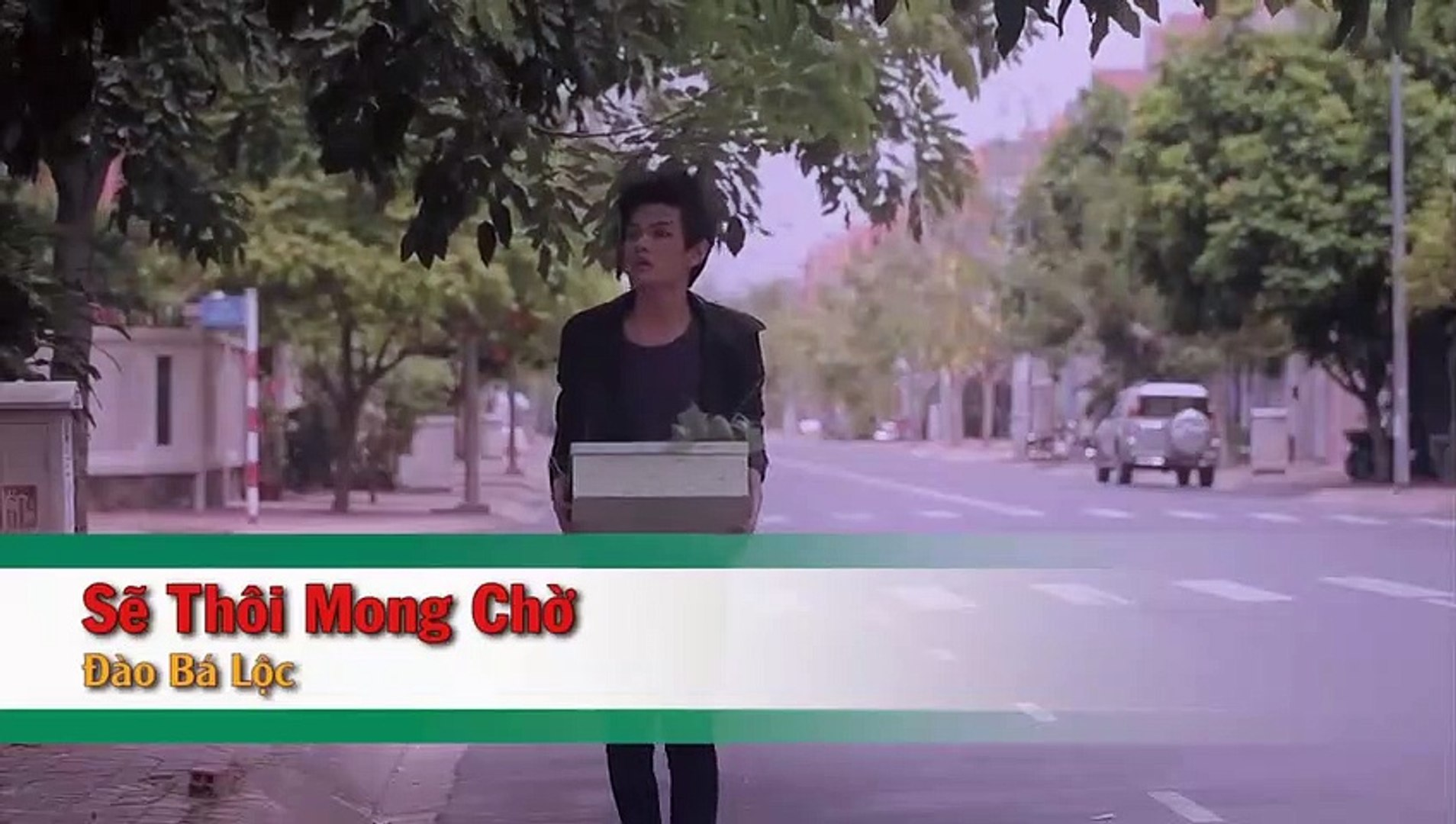 [Karaoke] Sẽ Thôi Chờ Mong - Đào Bá Lộc [Beat]