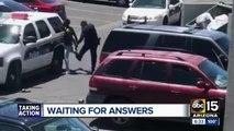 Phoenix police excessive force investigation