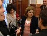 Soraya Rodríguez insiste en hablar de sobresueldos