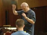 Peter Eötvös dirige dos conciertos patrocinados por la Fundación BBVA