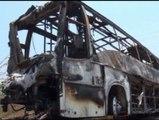 Al menos 36 personas fallecen en un accidente de autobús en Veracruz, México