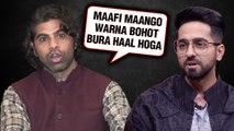 Karni Sena THREATEN Ayushmann Khurrana For Article 15 | FULL Press Conference Video