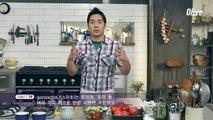 샘 킴의 가스파초 만들기