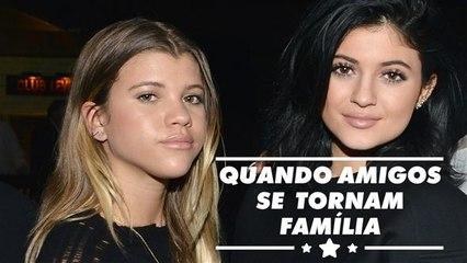 Kylie Jenner e Sofia Richie amigas de novo