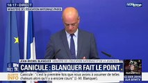 Canicule: Jean-Michel Blanquer annonce le report des épreuves écrites du brevet des collèges au 1er